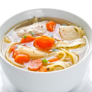 Quick and Easy 30-Minute Chicken Soup