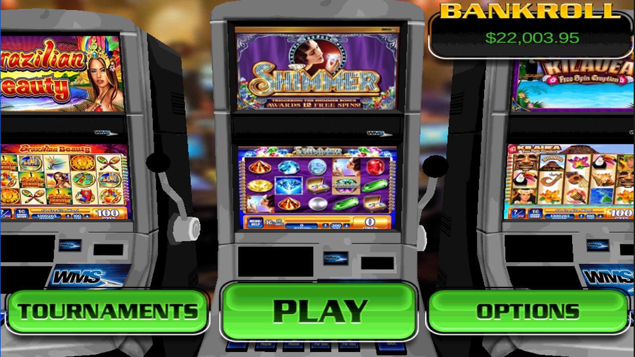 Shimmer - HD Slot Machine- screenshot