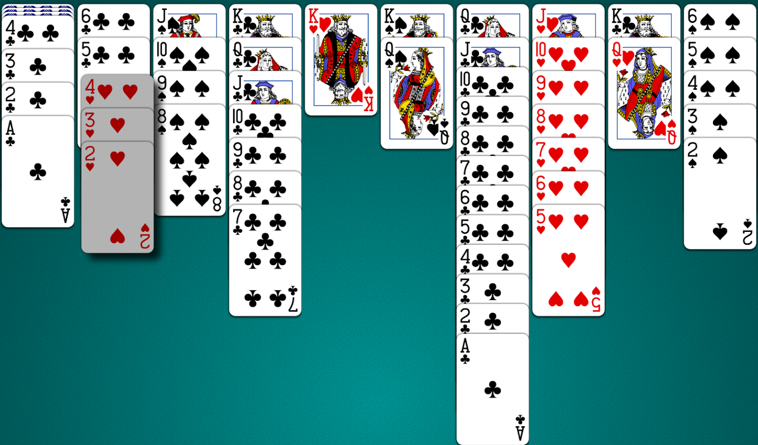 top online casino king of cards