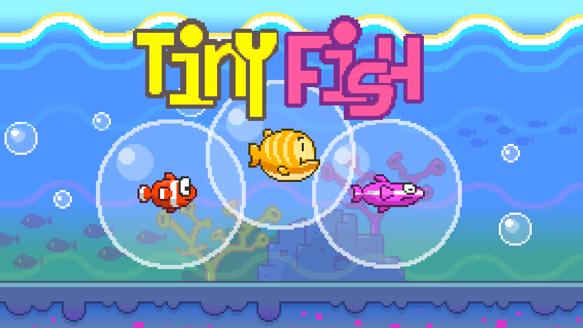 Tiny Fish- screenshot