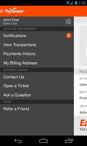 【免費財經App】Payoneer-APP點子