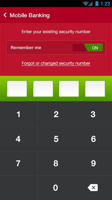 St.George Banking App - screenshot