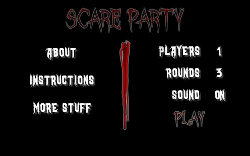 Scare Party Free Spooky Fun- screenshot thumbnail