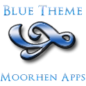 Blue Theme logo