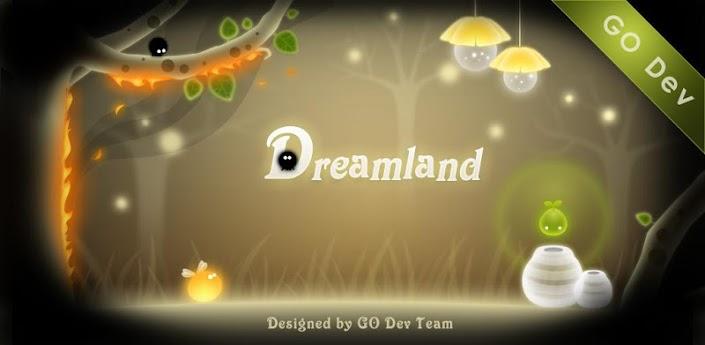 Dreamland Super Theme GO apk