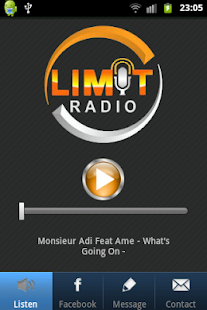 Limit Radio- screenshot thumbnail