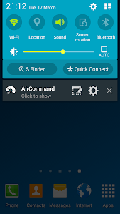 Air Command Shortcut [ROOT] v1.4 (Crack)
