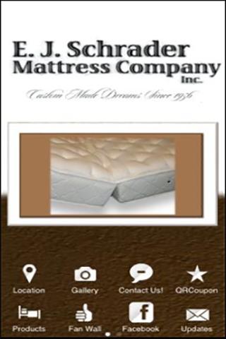 E.J. Schrader Mattress Company