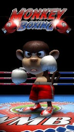 Monkey Boxing Screenshot 1