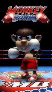 Monkey Boxing Screenshot 1