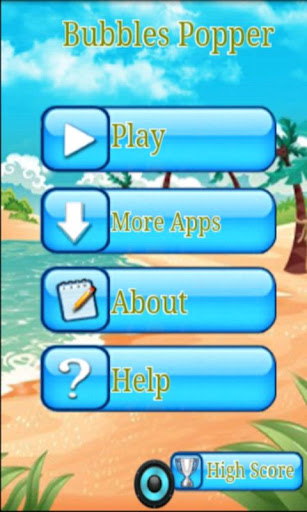 Top Application and Games Free Download Bubbles Popper 1.2 APK File