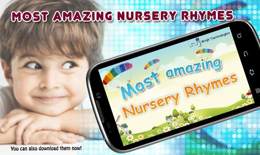 Most Amazing Nursery Rhymes