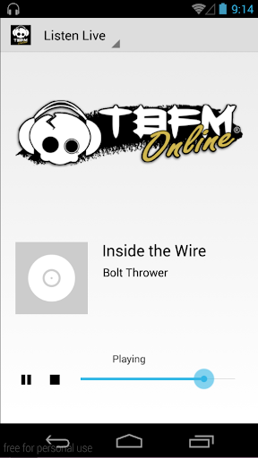 TBFM Online
