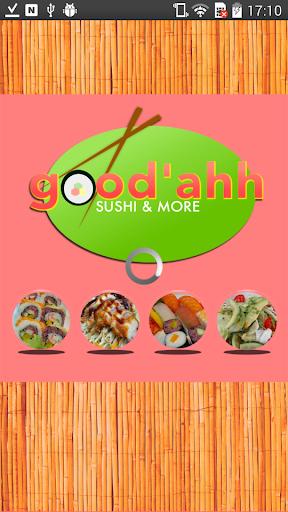 Good Ahh Sushi