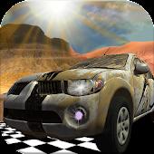 Desert Fast Speed Racing 4x4