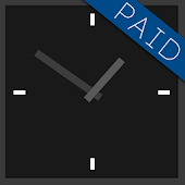 Minimal Clock (Paid/Donate)
