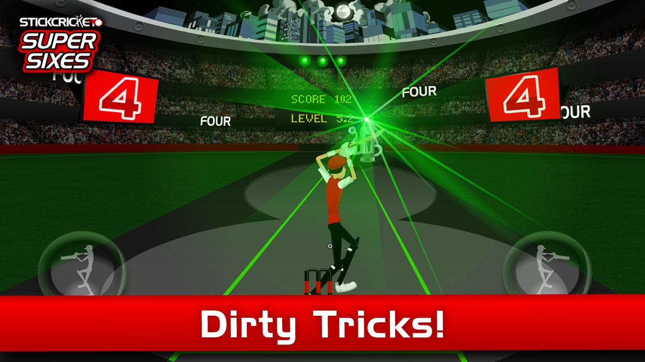 Stick Cricket Super Sixes screenshot #14