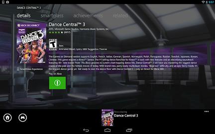 Xbox 360 SmartGlass Screenshot 9