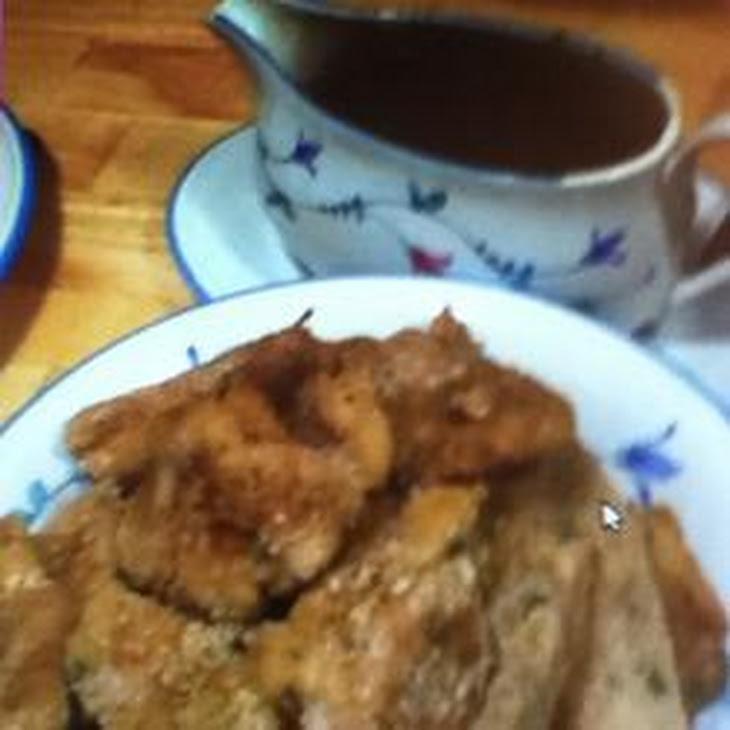 Lemon Chicken Strips Recipe