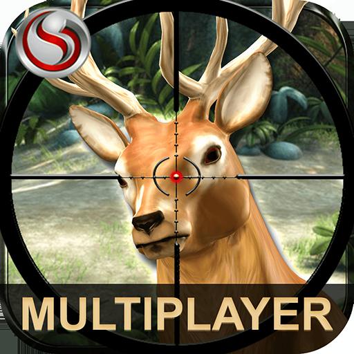 Multiplayer 3D Deer Hunting