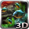 Piranha Aquarium 3D lwp icon