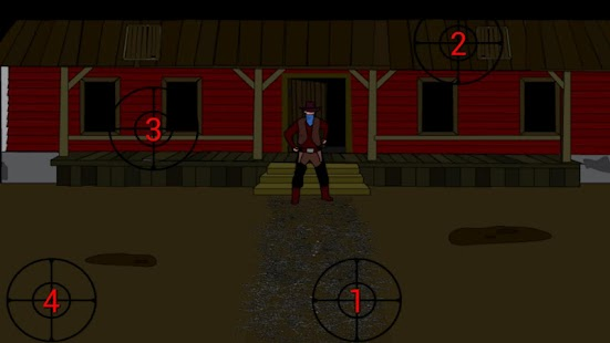 Shooting Sheriff's Gun- screenshot thumbnail