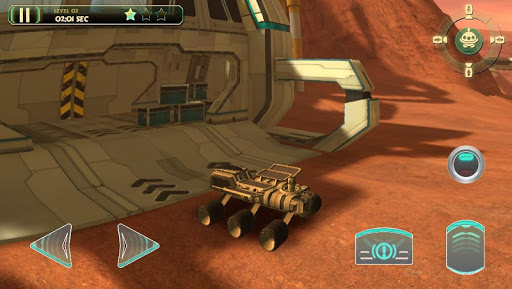 Mars Space Parking Simulator game (apk) free download for