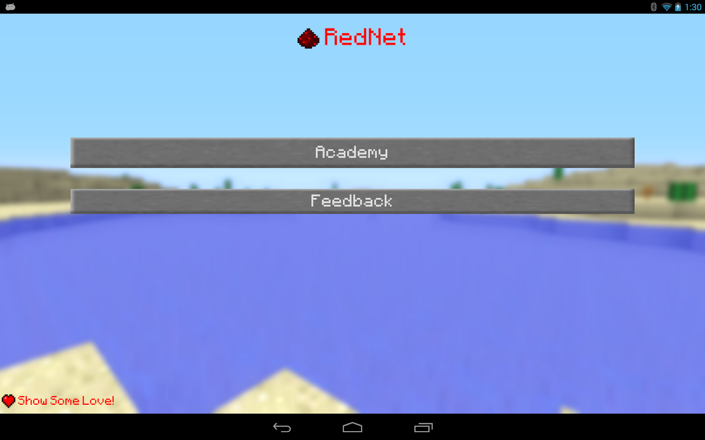 RedNet Redstone Guide - screenshot