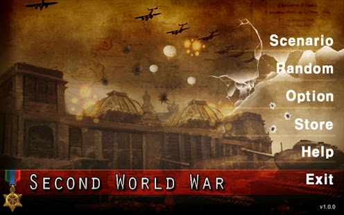 Second World War Lite- screenshot thumbnail