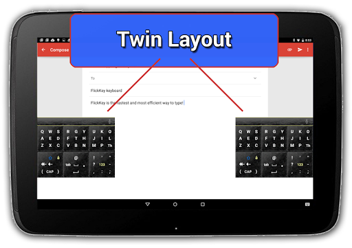 玩免費通訊APP|下載FlickKey Keyboards for Android app不用錢|硬是要APP