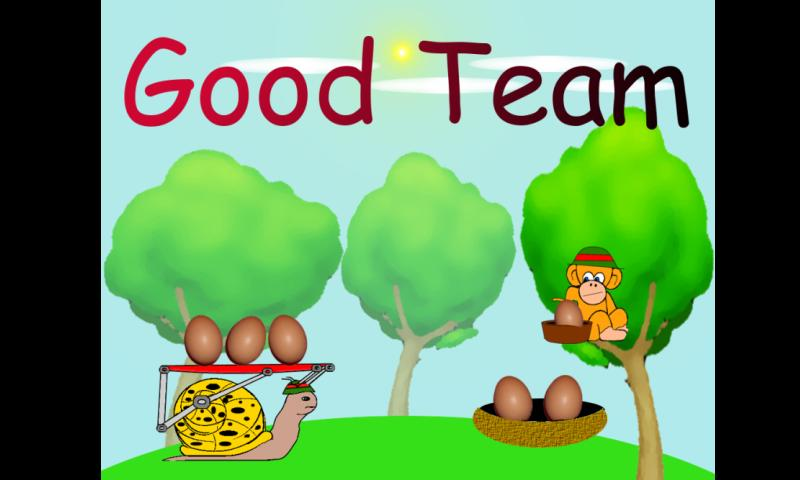 GoodTeam - screenshot