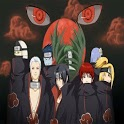 Akatsuki Eyes Live Wallpaper icon