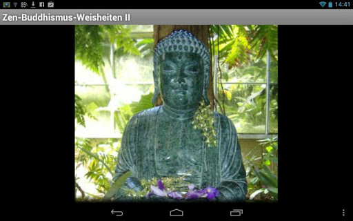 Zen Buddhismus Weisheiten II