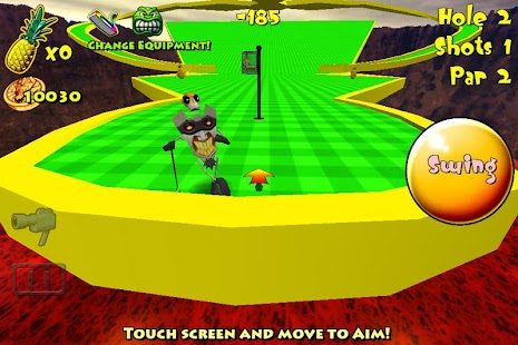 Tiki Golf Adventure Island - screenshot thumbnail
