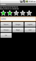 Screenshot of A4Hike
