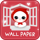 [D] cold cat live wallpaper icon