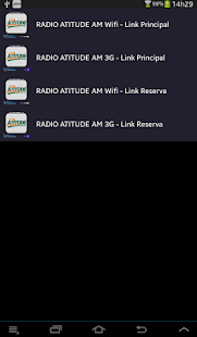 RADIO ATITUDE AM- screenshot thumbnail