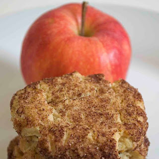 Vegan Apple Cookies Recipe