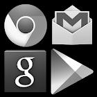 Greyscale Theme icon