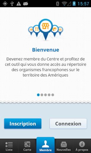 Carnet de la francophonie