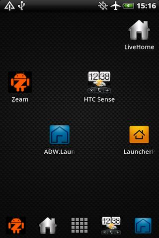 EasyHome - screenshot