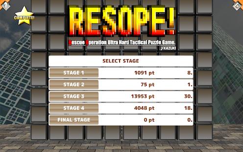 RESOPE! - screenshot thumbnail