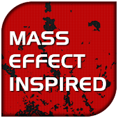 Mass Effect Go Launcher Theme