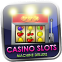 Casino Slots Machine Deluxe icon