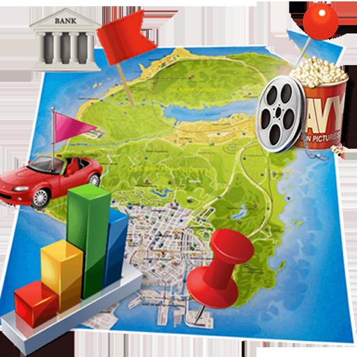 找地方我身邊 旅遊 App LOGO-硬是要APP