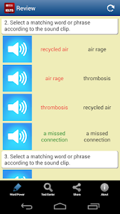 IELTS Word Power- screenshot thumbnail