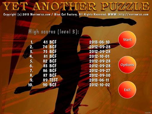 YAP Puzzle