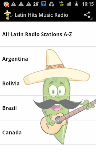 Latin Hits Music Radio
