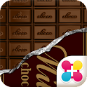 CHOCOLATE BAR Wallpaper Theme icon