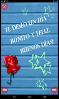 Screenshot of Frases de buenos dias